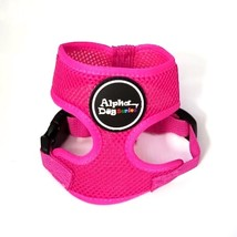 Alpha Dog Series Pet Safety Harness (Medium, Pink) - $9.99