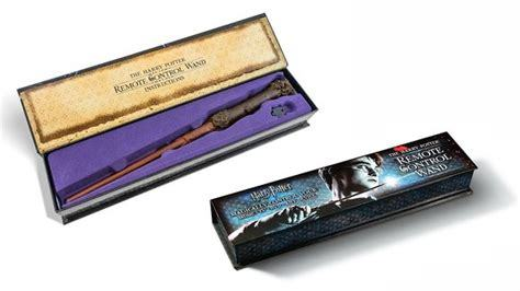 Harry Potter magic Remote Control Wand tv dvd Noble Collection