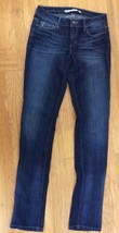 "Joes Blue Jeans Denim HONEY FIT 26"" Waist KENDAL WASH 34"" Inseam 8"" Rise... - $91.79"