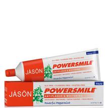 Jason Powersmile Antiplaque - Whitening Toothpaste, Powerful Peppermint ... - $7.29