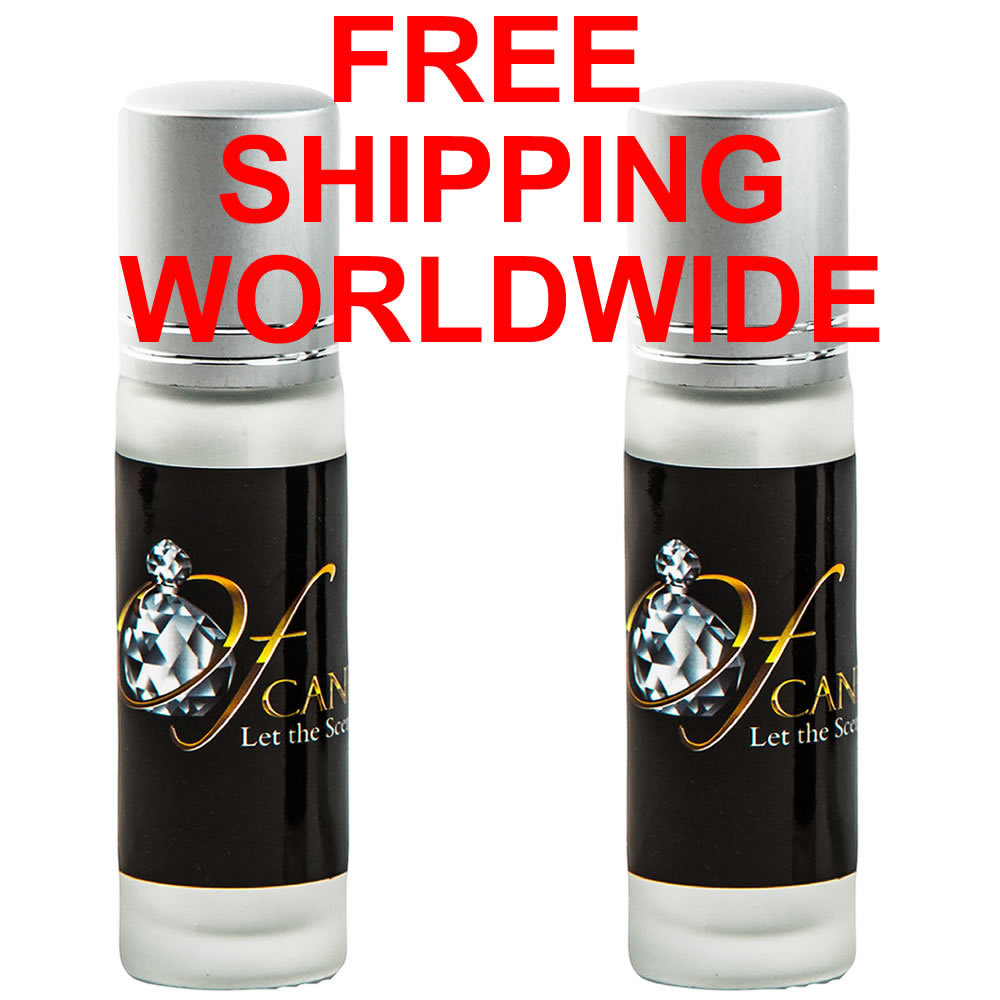 BLACK MOROCCAN AMBER FOR MEN Roll On Fragrance Oil VEGAN & CRUELTY FREE image 4