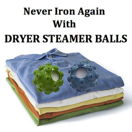 IncrediBall - Dryer Steamer Balls- Set of Two - $19.99