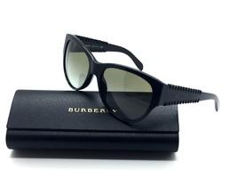 Burberry Burgundy Sunglasses B 4084 3196 13 3N 57 mm Square Italy Fashion - $116.62