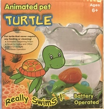 Animated Pet Turtle Kit - Battery Operated [Brand New] - $15.99
