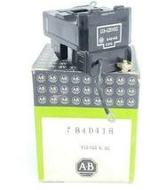 NIB ALLEN BRADLEY 84D418 COIL 115-125V DC