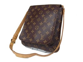 Auth LOUIS VUITTON Musette Salsa Monogram Canvas Shoulder Bag LS15918L - $449.00