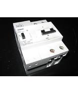 RCBO Breaker SIEMENS 5SU3 C10 DP 125-230V 10 AMP 30 mA - USED Qty 1  - $19.00