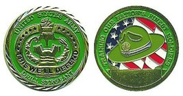 ARMY DRILL SERGEANT THIS WE'LL DEFEND CHALLENGE COIN  - $18.04