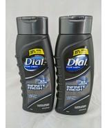 Dial For Men 25 Hour Infinite Fresh Body Wash Lasting Fresh 16oz Lot of 2 - $11.66