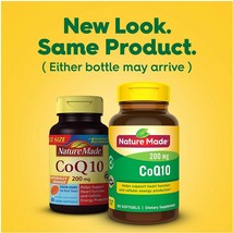 Nature Made CoQ10 200 mg Softgels, 80 Count Value Size for Heart Health† - $100.92