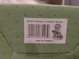 "Boyds ""Kristie Tillington...Summer's Bounty,"" #4040517 image 7"