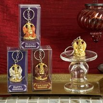 Gifts By Fashioncraft, Lucky Golden Buddha Key Chains - 144 count - $182.84