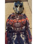 Halloween Costume Transformers Optimus Prime Child Medium Hasbro - $21.95