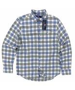 Vineyard Vines Men's Amberjack Plaid Slim Longshore Shirt Size M Light S... - $49.99