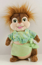 Build a Bear Brittany Plush Alvin & the Chipmunks Chipwrecked with Clothing - $14.99