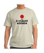 STOP the Socialist Agenda T-Shirt+Bonus - $18.95