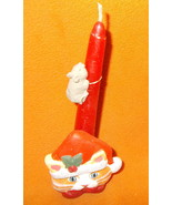 Magic Creations Cat & Mouse Candle Set 3 Pieces / 2 Sets  #5889 UPC:0410... - $13.86