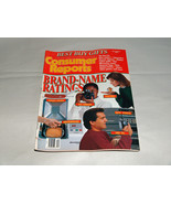 Consumer Reports Buyers Guide December 1993 Magazine Brand-Name Ratings ... - $9.08