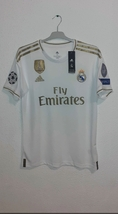 Real Madrid 2020 UCL home jersey - $49.99