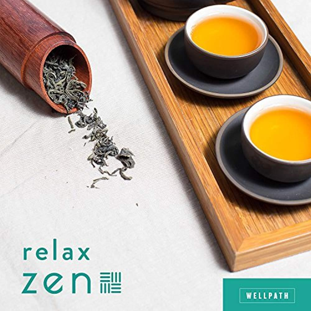 ZEN Premium Anxiety And Stress Relief Supplement - Natural Herbal Formula To & image 6