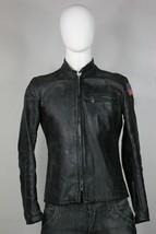 vintage Harley Davidson horsehide sportster jacket 38 S motorcycle leath... - $500.00