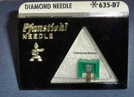 Pfanstiehl 635-D7 RECORD PLAYER NEEDLE STYLUS for Pioneer AT-66 Technica AT-21 image 1