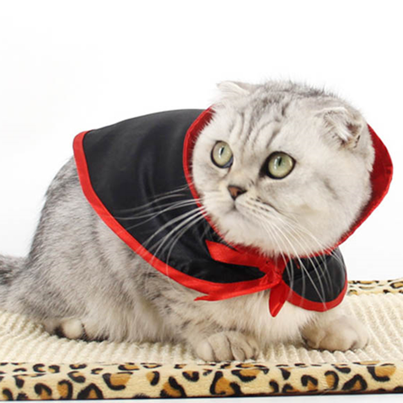 Christmas Dog Clothes Pet Costume for Small Dogs Poncho for Cat Suit Clothing On