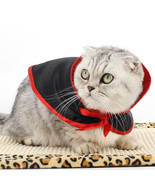 Christmas Dog Clothes Pet Costume for Small Dogs Poncho for Cat Suit Clo... - $24.48 CAD