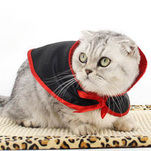 Christmas Dog Clothes Pet Costume for Small Dogs Poncho for Cat Suit Clothing On image 1