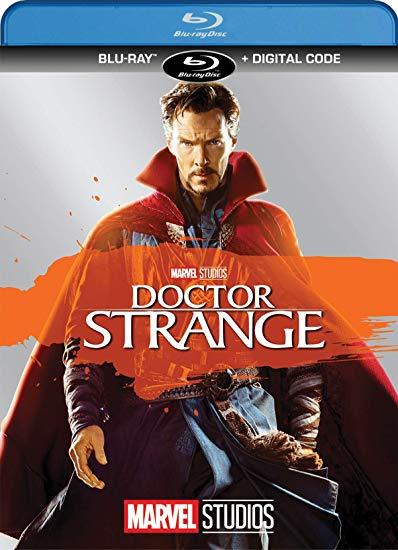 Dr. Strange [Blu-ray+Digital]