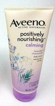 Aveeno Positively Nourishing Calming Body Lotion - $9.99