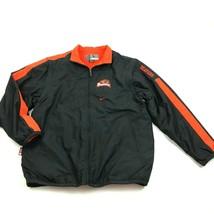 NEW Nike Oregon State BEAVERS Convertible Jacket Size L Fleece Lined Coa... - $131.83