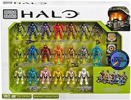 Mega Construx Halo Exclusive Spartan Tribute Set 97520