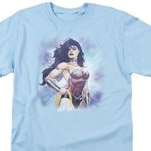 Wonder Woman retro style T Shirt vintage DC Comics Super Friends JLA489 image 2
