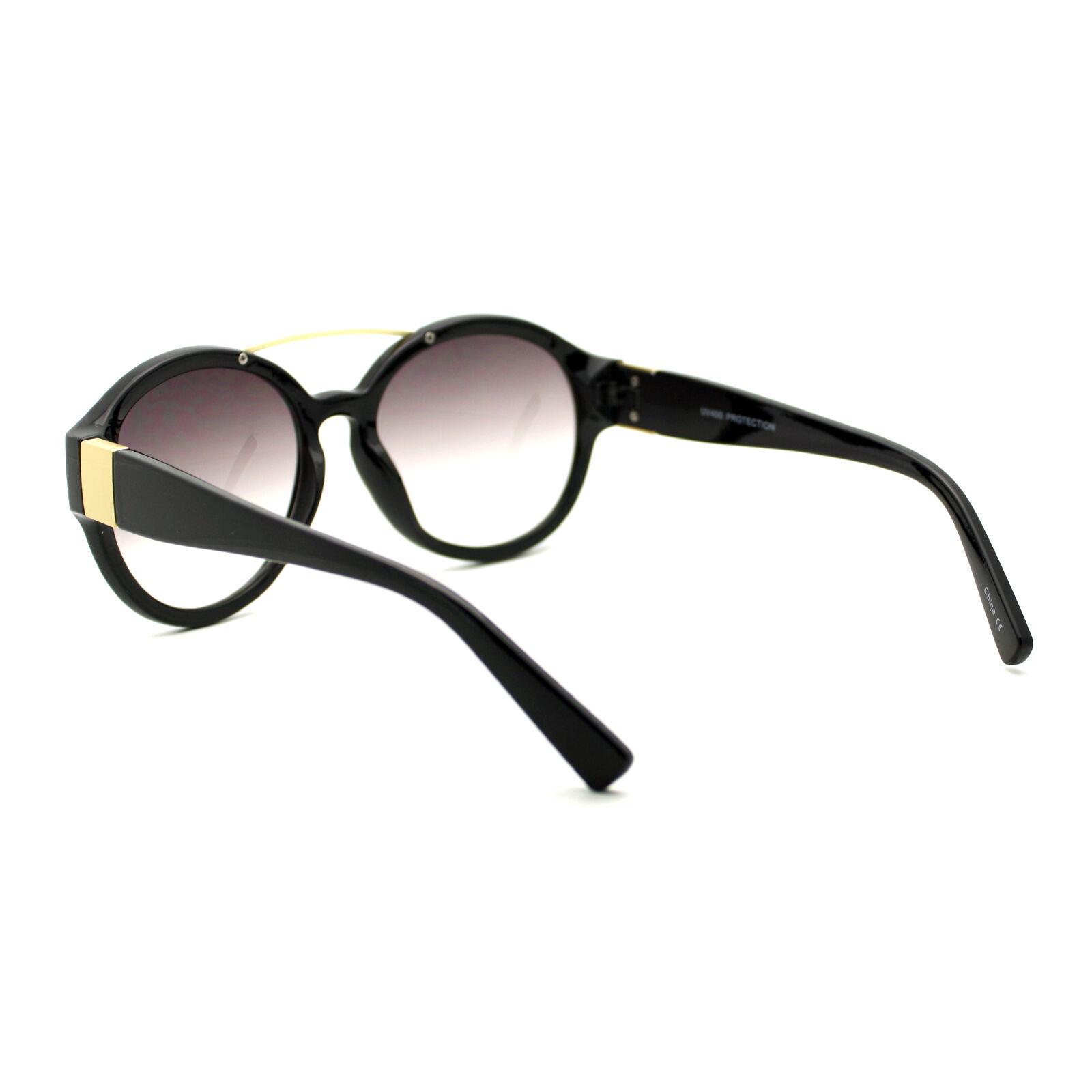 Womens Sunglasses Oversized Round Retro Hipster Fashion Shades