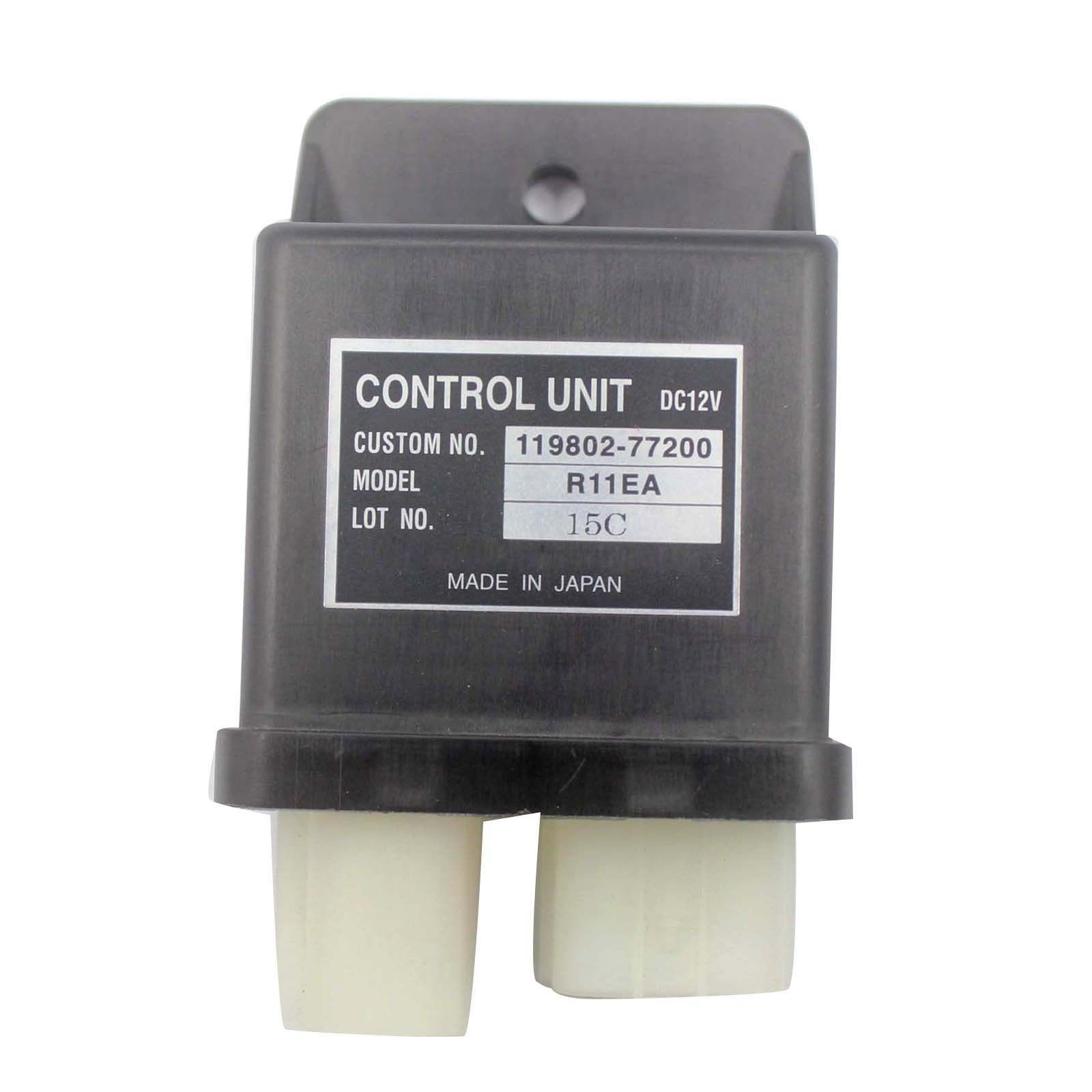 Primary image for NEW Safe Relay 119802-77200 for Yanmar R11EA DC12V Genuine