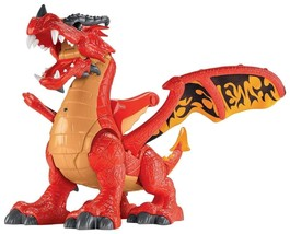 Fisher-Price Imaginext Eagle Talon Castle Dragon - $40.75