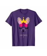 New Shirts - Llama Flower Crown Birthday Princess Face Gift Girl T-Shirt... - $19.95+