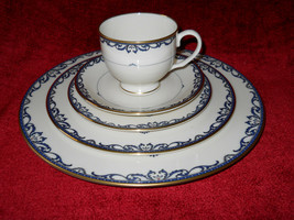 Lenox Liberty 5 piece place setting excellent condition Free Shipping - $49.45