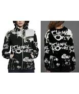 My ChemiCal Romance Hoodie Zipper Fullprint Women - $50.99+