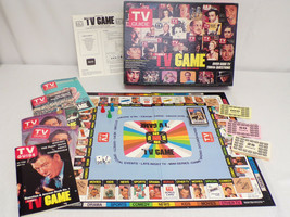 ORIGINAL Vintage 1984 TV Guide Trivia Inc Board Game - $46.39