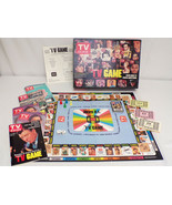 ORIGINAL Vintage 1984 TV Guide Trivia Inc Board Game - $46.39