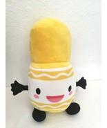Crayola Collection Yellow Marker Plush Stuffed Toy Sega Prize International - $13.36