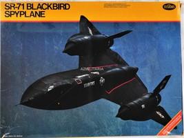 Testors SR-71 Blackbird Spyplane 1/48 Scale Kit No. 584 - $98.75