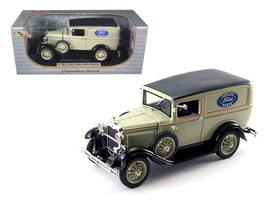 1931 Ford Model A Panel Delivery Truck 1:18 Diecast Model Car - $80.46+