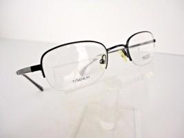 MODO TITANIUM Mod. 114 (MGUN) Matt Gun / Red  43  x 22 145 mm Eyeglass F... - $23.33