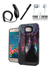 Samsung Galaxy J7 V / J7 2017 / J727 Dream Catcher Hybrid Slim Dual Layer Case  - $12.99