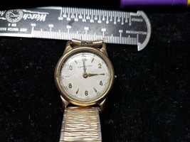 VINTAGE HAMILTON NORDON 18 JEWEL 748 WATCH FOR REPAIR OR PARTS  GOOD BAL... - $91.92
