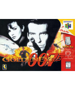 GoldenEye 007 N64 Great Condition Fast Shipping - $69.93