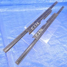 Rear Window Channel Set 1937-1940 Ford SEDAN Right & Left C176 78-733770... - $45.99